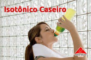 Isotônico Caseiro